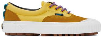Vans Yellow 66 Supply Era TC Lug Sneakers