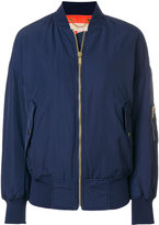 Michael Kors dropped shoulder bomber jacket