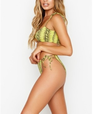 Ris-k Whimsical Bikini Bottom Women's Swimsuit