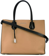MICHAEL Michael Kors two-tone tote - women - Calf Leather - One Size