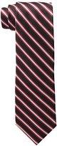 U.S. Polo Assn. Men's Textured Stripe Tie