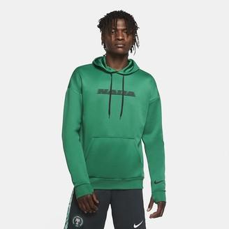 Nike Men's Pullover Soccer Hoodie Nigeria