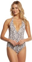 Vitamin A Serpentine Reversible Bianca One Piece Swimsuit 8156832