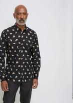 Dries Van Noten Black Corbin Shirt