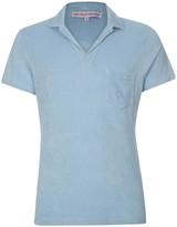 Orlebar Brown Light Blue Cotton T-shirt