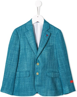 Isaia Kids classic blazer