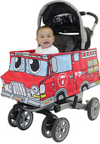 Fire Chief Al Fire Truck Stroller Costume
