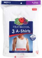 Fruit of the Loom Men's A-Shirt 3 Pack