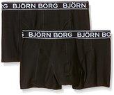 Bjorn Borg Men's 2-Pack Iconic Boxer Brief