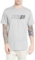 Nike Men's Sb 'Skyline' Dri-Fit Graphic T-Shirt