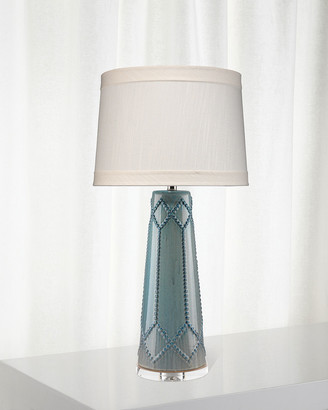 Jamie Young Hobnail Table Lamp