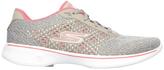 Skechers GoWalk 4 - Exceed 14146 Taupe/Coral Sneaker