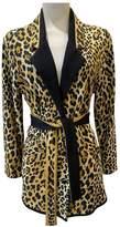 Leonard Black Wool Jacket for Women