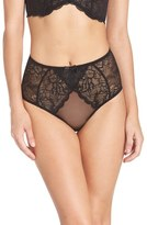 L'Agent by Agent Provocateur Women's 'Leola' High Waist Briefs