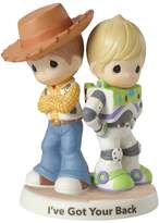 "Precious Moments Disney / Pixar Toy Story ""I've Got Your Back"" Figurine by"