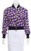 Ungaro Embellished Star Print Jacket