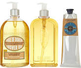 L'Occitane Super-size Shower Gel & Hand Cream Trio