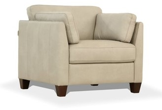 Neace Armchair Latitude Run Upholstery Color: Dusty White