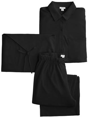 Cuyana Pima Shirt Sleep Set