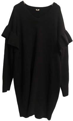 Arket Black Wool Dress for Women