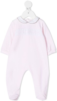 La Stupenderia Contrasting Band Long-Sleeved Pajama
