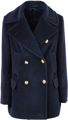 Tagliatore Blanched Double Breasted Blazer