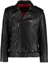 Oakwood Marlon Leather Jacket Black