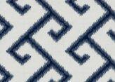 Ethan Allen Ventura Indigo Fabric by the Yard