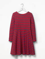 Boden Sparkly Stripe Party Dress