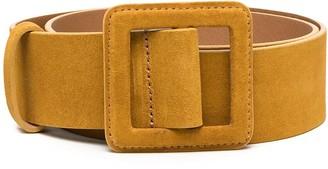 BA&SH Betty square-buckle belt