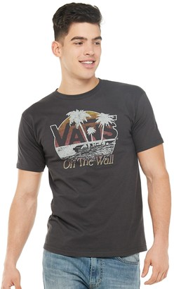 Vans Men's On the Wall Graphic T-Shirt