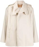 Maison Margiela trench gabardine jacket