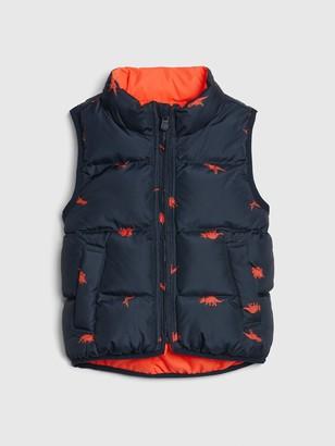 Gap Toddler ColdControl Max Reversible Vest