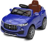 Blue Maserati Ride-On