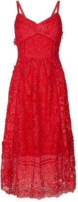 Ted Baker Lace Valens Midi Dress