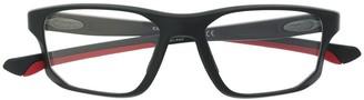 Oakley rectangle frame glasses