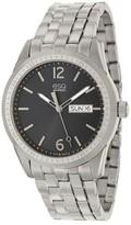 Movado 07301471 Stainless Steel Bracelet Black Dial Calendar Mens Watch
