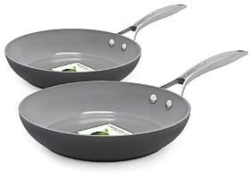 Green Pan Paris Pro 10 and 12 Fry Pan Set