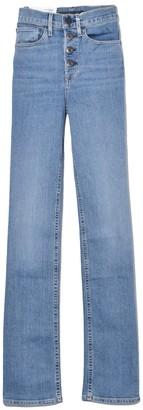 3x1 Poppy Slim Boot Jean in Caraway