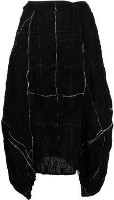 Renli Su Anemone skirt