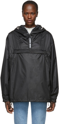 Ienki Ienki Black Anorak Jacket