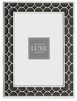 Reed & Barton Luxe Collection 5-Inch x 7-Inch Circles Picture Frame