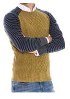 BOB Strollers Men's Yellow Wool Sweater.