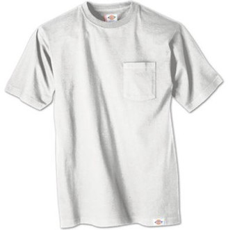 Dickies Big and Tall Men's Short Sleeve Pocket T-Shirts (2-Pack)