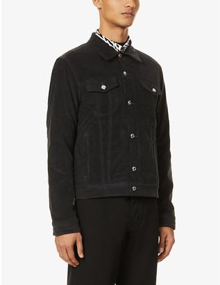 Paul Smith Buttoned cotton-blend corduroy jacket
