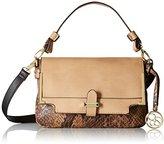 Jessica Simpson Frances Flap Convert Cross Body Bag