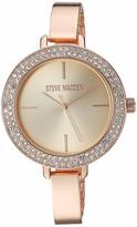 Steve Madden Fashion Watch (Model: SMW238Q)