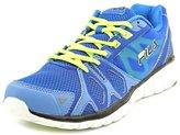 Fila Shadow Sprinter Men US 10.5 Blue Running Shoe