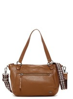 The Sak Lucian Leather Satchel
