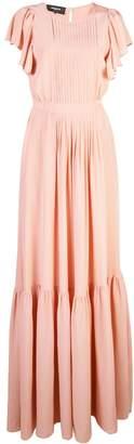Rochas Onice ruffle gown